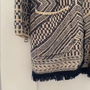 Lucky Brand Jackets & Coats - Beautiful tweed Lucky Brand blazer/coat